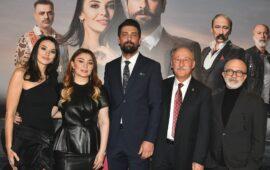 Ruhi Əliyevanın filminin İstanbulda qala gecəsi təşkil olundu – Fotolar