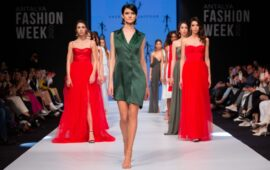 Azərbaycanlı modelyerin yeni kolleksiyası Antalya moda həftəsində nümayiş olunub