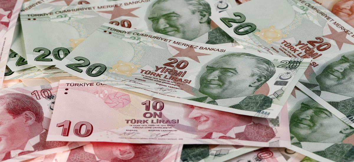 Türkiyə Mərkəzi Bankı USD/TRY məzənnəsi proqnozunu dəyişib