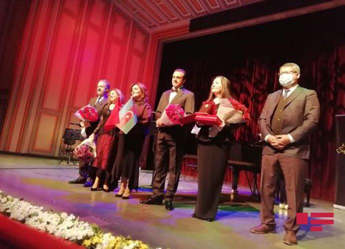 """Ankarada """"Azərbaycanlı şəhid uşaqların xatirəsinə"""" adlı konsert proqramı keçirilib – FOTO"""