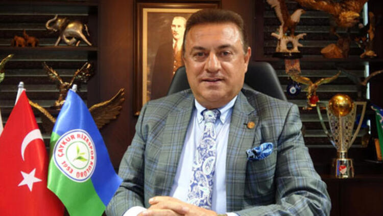 Türk klubunun prezidenti Qarabağ müharibəsindən danışıb ağladı