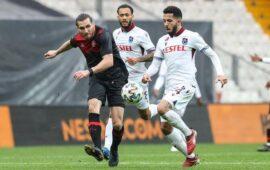 """""""Trabzonspor"""" səfərdə qələbə qazanıb, """"Beşiktaş"""" liderliyə yüksəlib"""