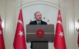 Türkiyə Prezidenti Yunanıstanı regionda gərginliyi artıran hərəkətlərdən çəkinməyə çağırıb