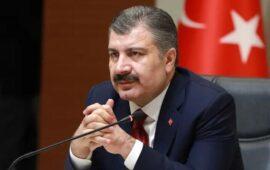 Türkiyədə koronavirusa qarşı peyvənd edilən tibb işçilərinin sayı 100 mini ötüb