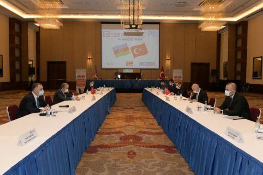 Azərbaycan və Türkiyə poçtları arasında müqavilələr imzalanıb - FOTO