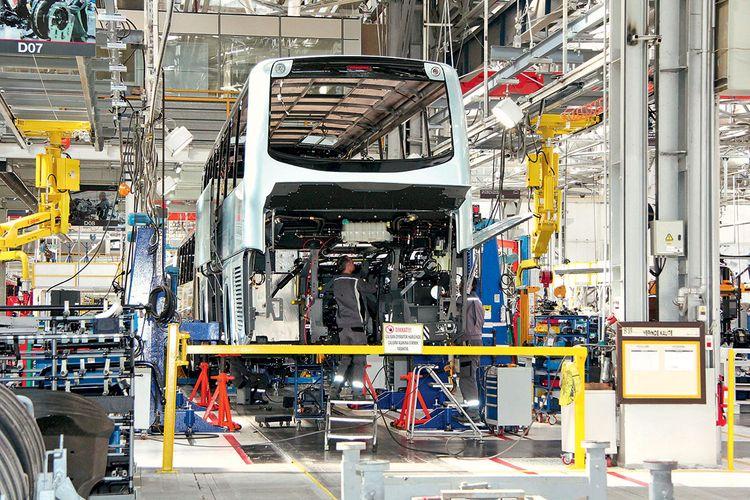 Ötən il Türkiyə avtobus ixracından 1,5 mlrd. dollar əldə edib