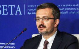 """Burhanəddin Duran: """"Azərbaycanla Türkiyə arasında əməkdaşlıq daha da güclənir"""""""