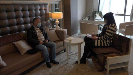 Türkiyədən gələn psixoterapevtlər psixoloji reabilitasiyalara başlayıblar