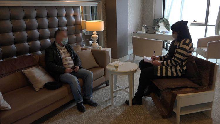 Türkiyədən gələn psixoterapevtlər psixoloji reabilitasiyalara başlayıblar – FOTO