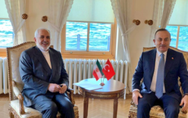 Türkiyə və İran XİN başçıları İstanbulda görüşüblər