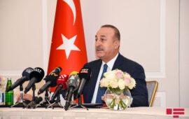 """Çavuşoğlu: """"Ermənistandan konstruktiv addımlar gözləyirik"""""""
