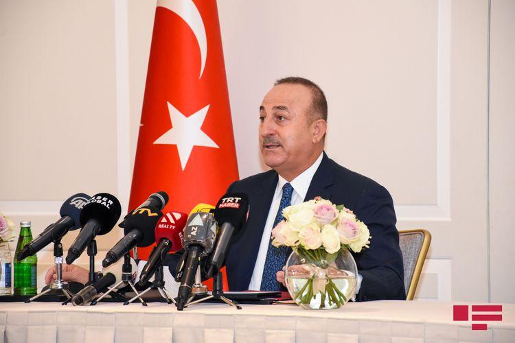 """Türkiyə XİN: """"Cənubi Qafqazda sülh və sabitlik hər kəsin faydasınadır"""""""