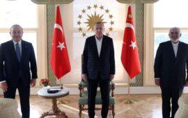 Türkiyə Prezidenti Cavad Zərifi qəbul edib – YENİLƏNİB