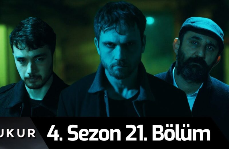 Çukur 4. Sezon 21. Bölüm - Tam seriya