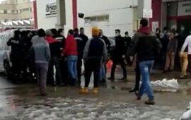 Türkiyədə Xəstəxanada kütləvi dava – FOTO